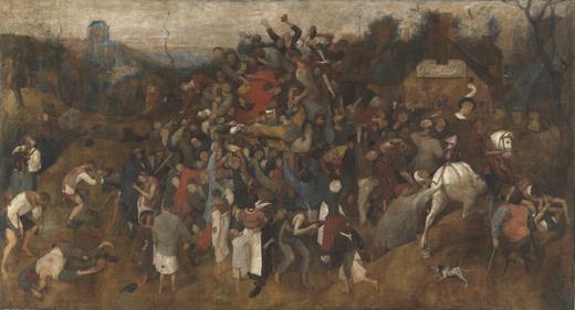 El Prado expone por primera vez El vino de la fiesta de San Martín de Pieter Bruegel el Viejo