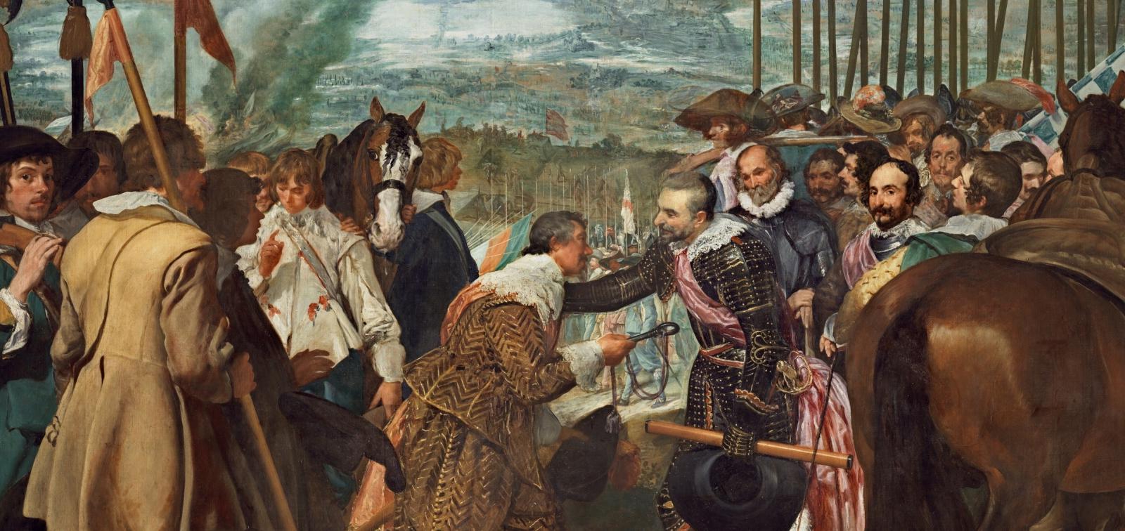 Una obra, un artista: <em>Las lanzas o La rendición de Breda</em>, de Velázquez