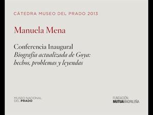 Sobre la vida y el arte de Goya. 1