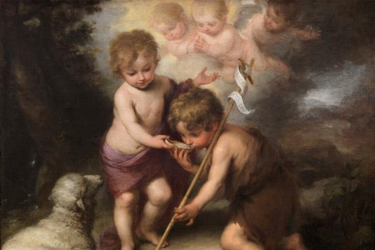 Murillo en el Prado