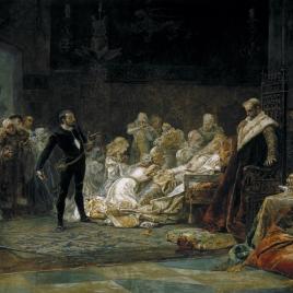 Hamlet (última escena)