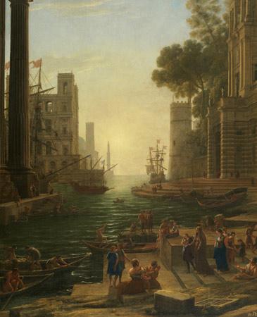 Paisajes de Claudio de Lorena para el palacio del Buen Retiro