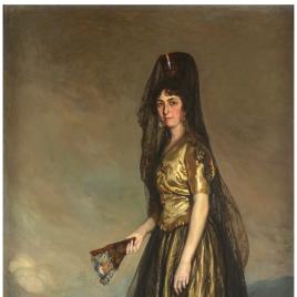 María Teresa Losada y González de Villaz, marquesa de Zarreal