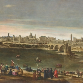 View of Zaragoza