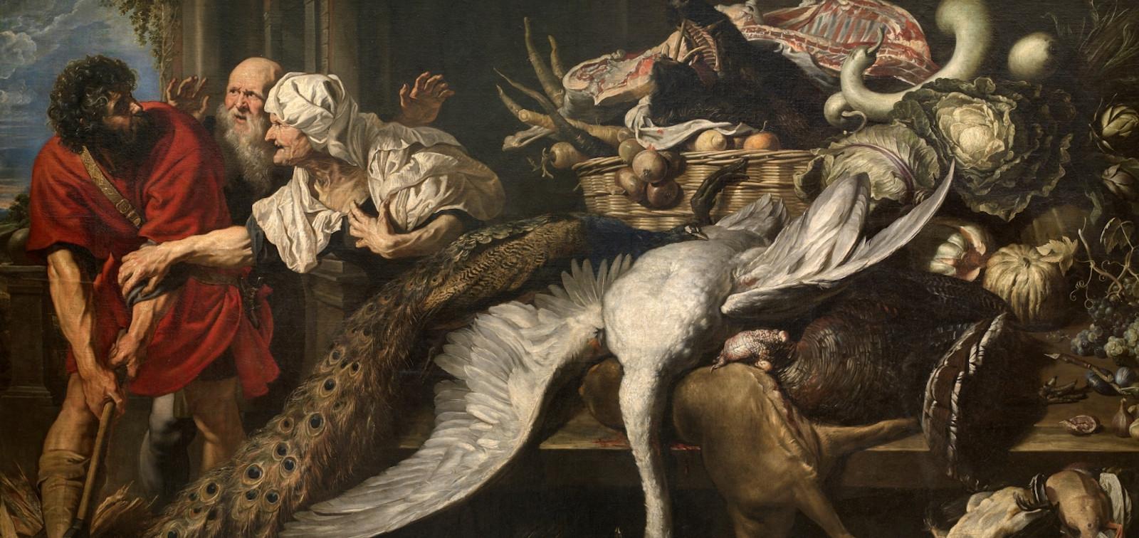Los sabores del Prado. Parada IV. Comer para celebrar