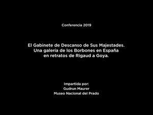 El Gabinete de descanso de Sus Majestades. Una galería de los Borbones en España en retratos de Rigaud a Goya