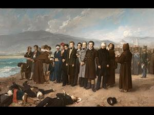 A Painting for a Nation. The Execution of Torrijos