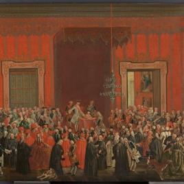 Carlos III renuncia a la corona de Nápoles