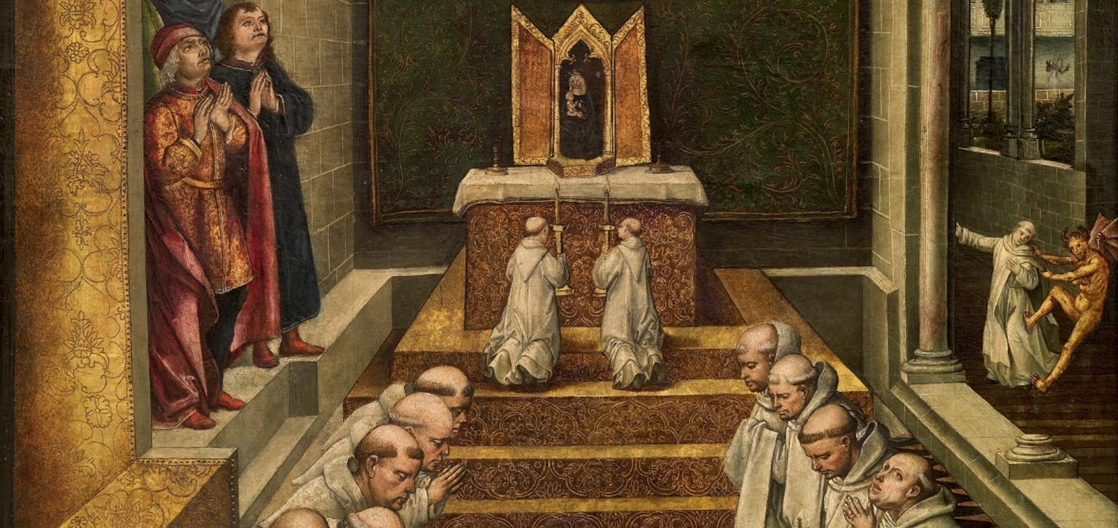 Las artes del altar (siglos XII-XV)