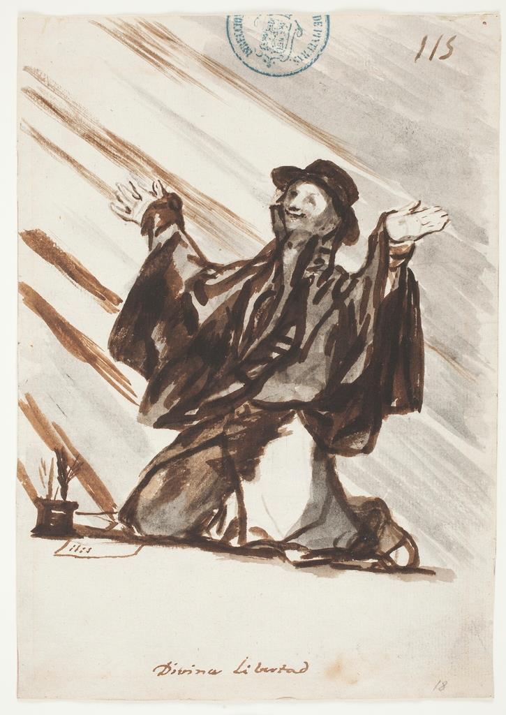 El Museo del Prado conmemora la Constitución de 1812 a través de la mirada de Goya