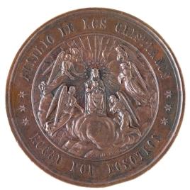Conmemoración del milenio del descubrimiento de la imagen de la Virgen de Montserrat