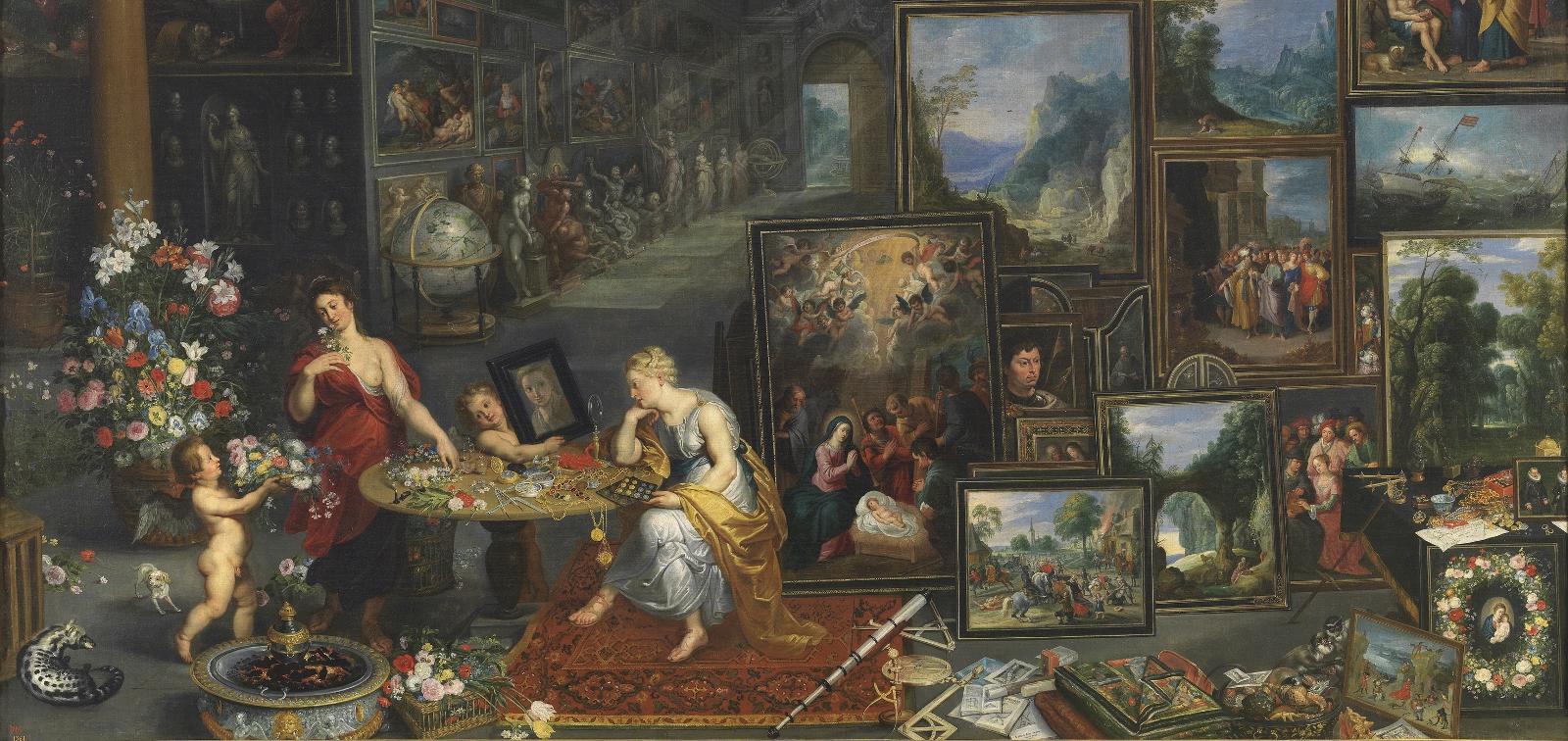 Los objetos hablan. Colecciones del Museo del Prado