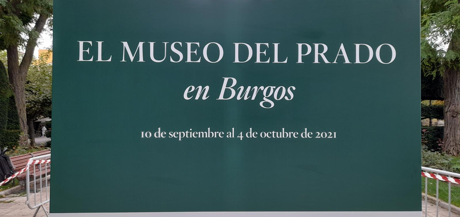 Exposición didáctica: El Museo del Prado en Burgos