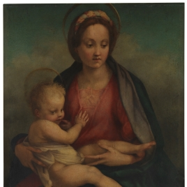 The Virgin with the Child