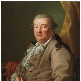 El pintor Antonio González Velázquez