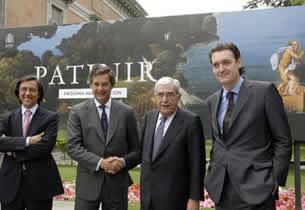 Acciona patrocinará la gran exposición de este verano consagrada a Joachim Patinir y la invención del paisaje