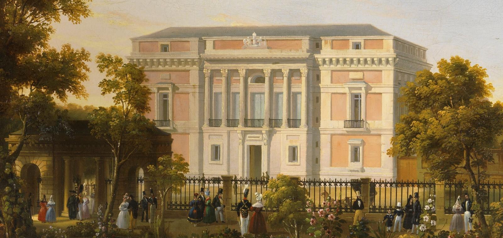 <em>El Museo del Prado y los comienzos de la historia del arte en España</em>