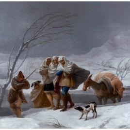 La nevada o El Invierno