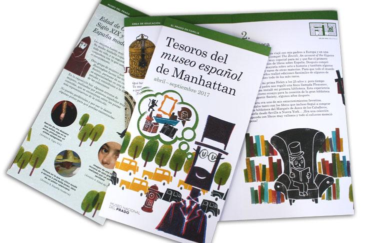 Tesoros del museo español de Manhattan