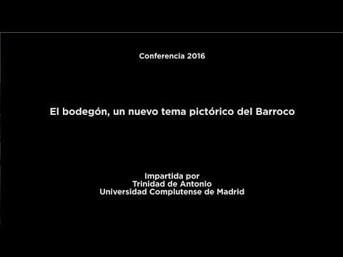Conferencia: El bodegón, un nuevo tema pictórico del Barroco