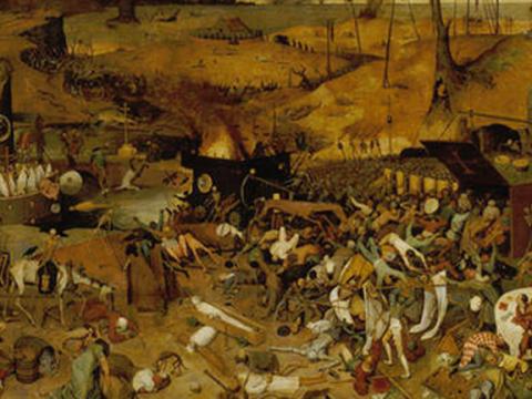 <em>El triunfo de la Muerte</em>, Pieter Brueghel el Viejo, comentada por Carmen Martín Gaite