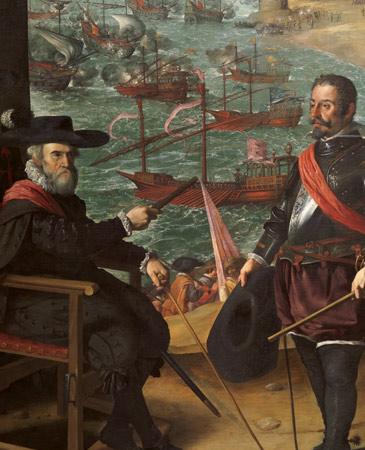 Defensa de Cádiz contra los ingleses, de Zurbarán