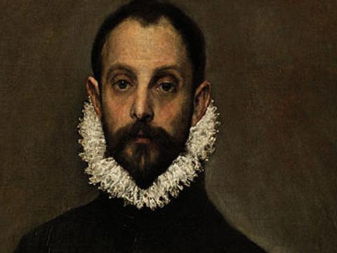 <em>El caballero de la mano en el pecho</em>, El Greco, comentada por Francisco Umbral