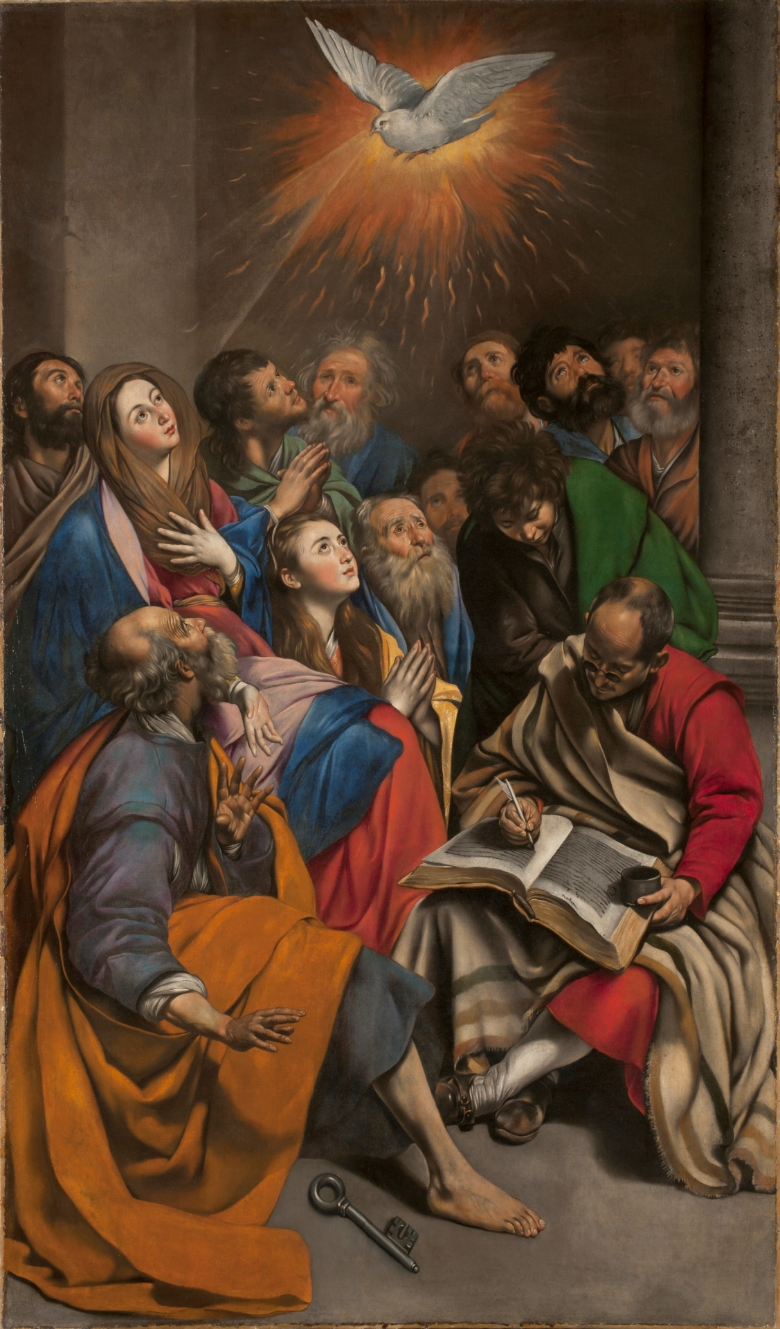 Image result for pentecost painting el greco