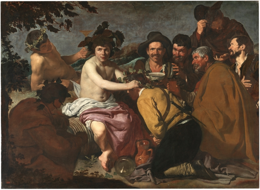 Los borrachos, o El triunfo de Baco