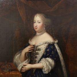 María Teresa de Austria, reina de Francia