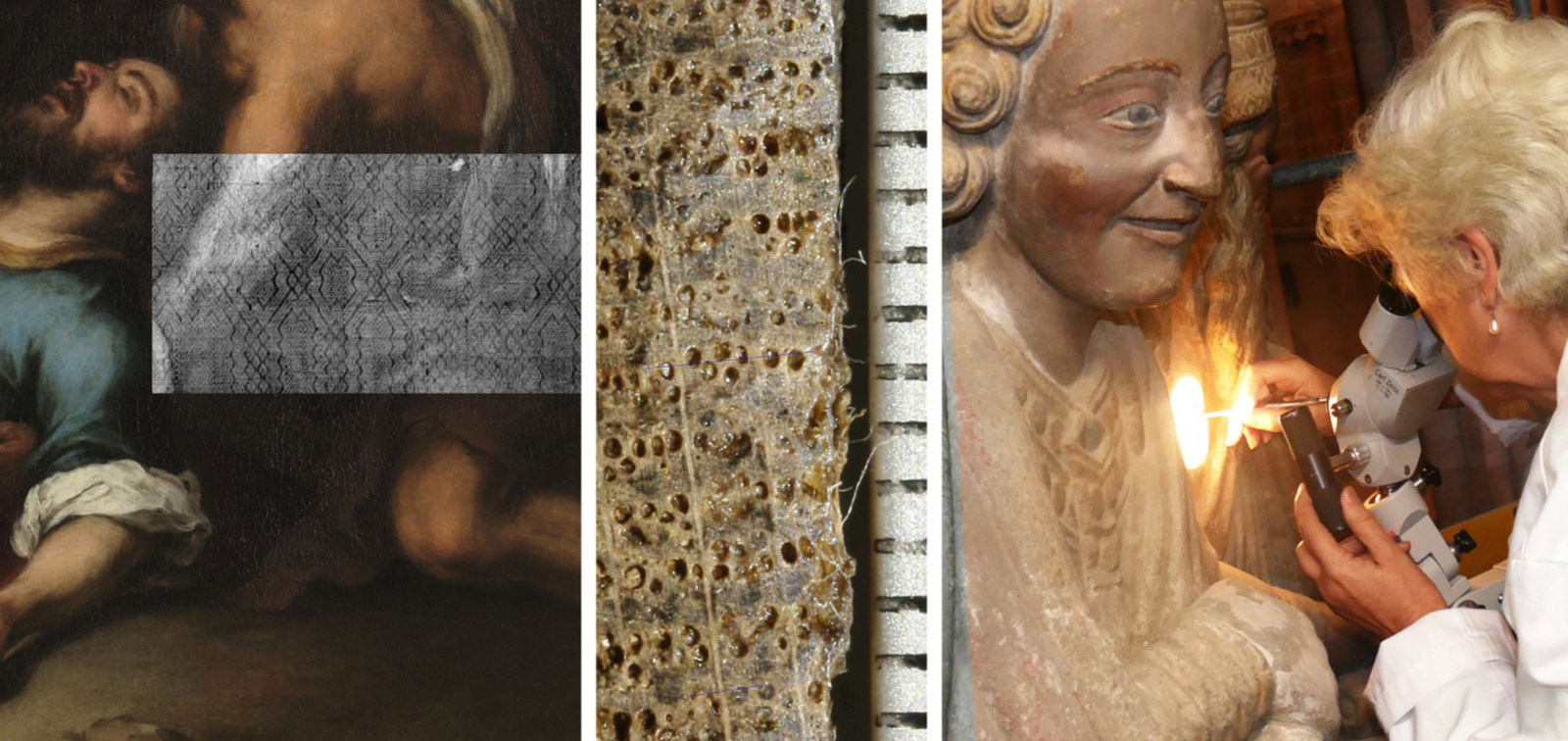 Ciencias y Tecnologías aplicadas a la conservación del patrimonio