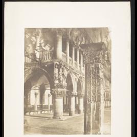 Palacio del Dux en Venecia