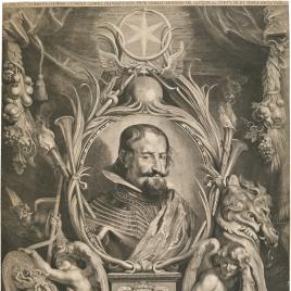 Retrato alegórico del conde-duque de Olivares