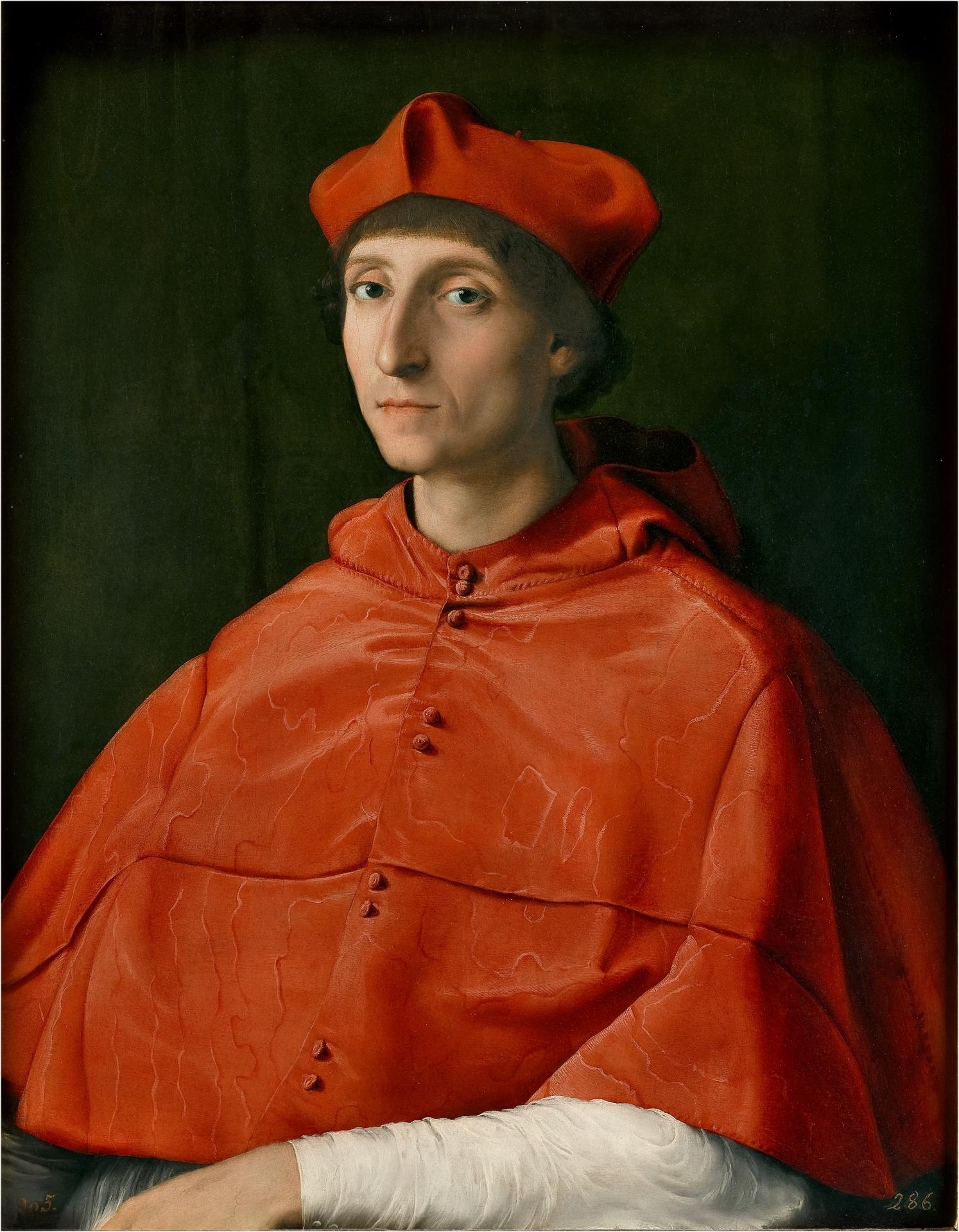 The Cardinal - The Collection - Museo Nacional del Prado a461e32e8b27