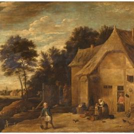 La casa rústica
