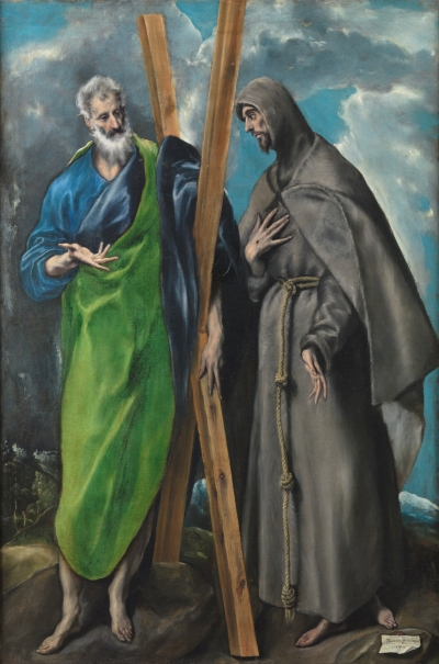Saints Andrew and Francis