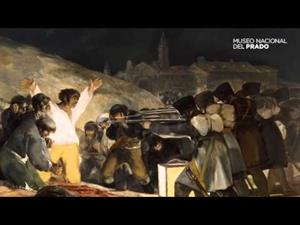 Concha Jerez The Third Of May 1808 In Madrid The Executions On Principe Pio Hill By Goya