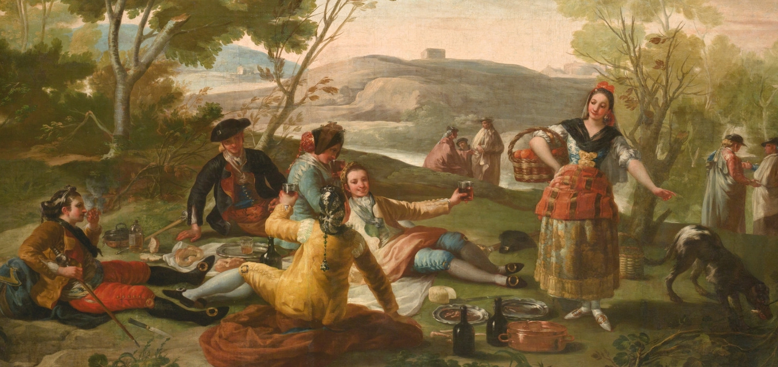 Los sabores del Prado. Parada III. Meriendas multiculturales