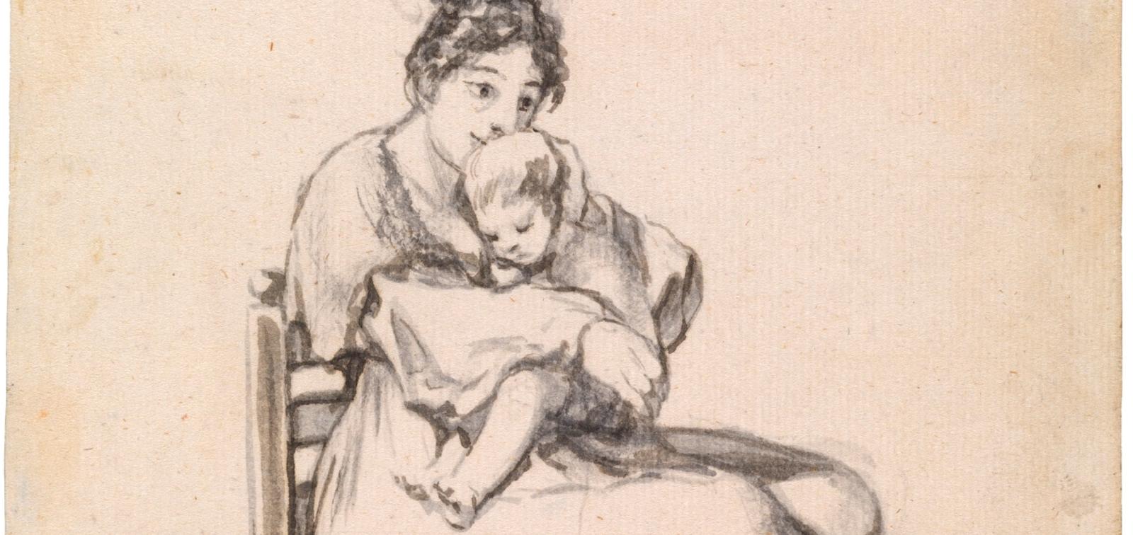 <em>Niños y niñas en la obra de Goya: de la inocencia al horror</em>