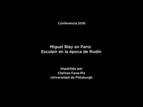 Miguel Blay en París. Esculpir en la época de Rodin