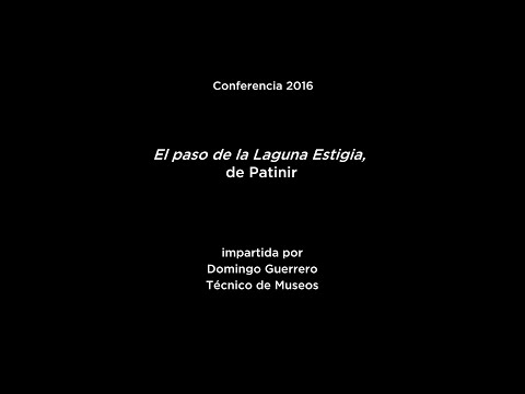 Conferencia: El paso de la Laguna Estigia, de Patinir