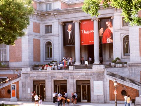 Un estudio revela cómo es el visitante del Museo del Prado