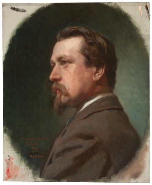 El pintor Carlos de Haes