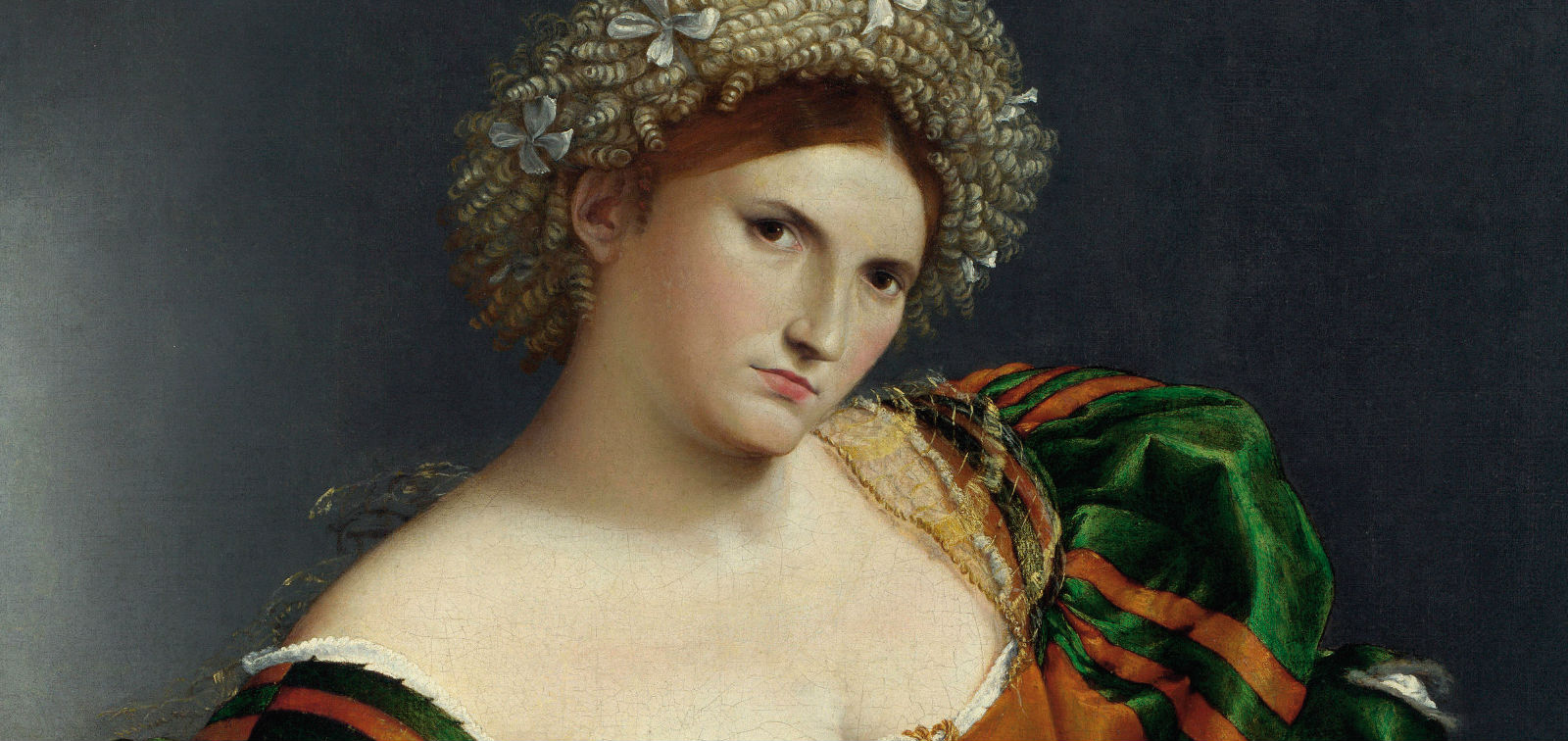 Lorenzo Lotto. Portraits