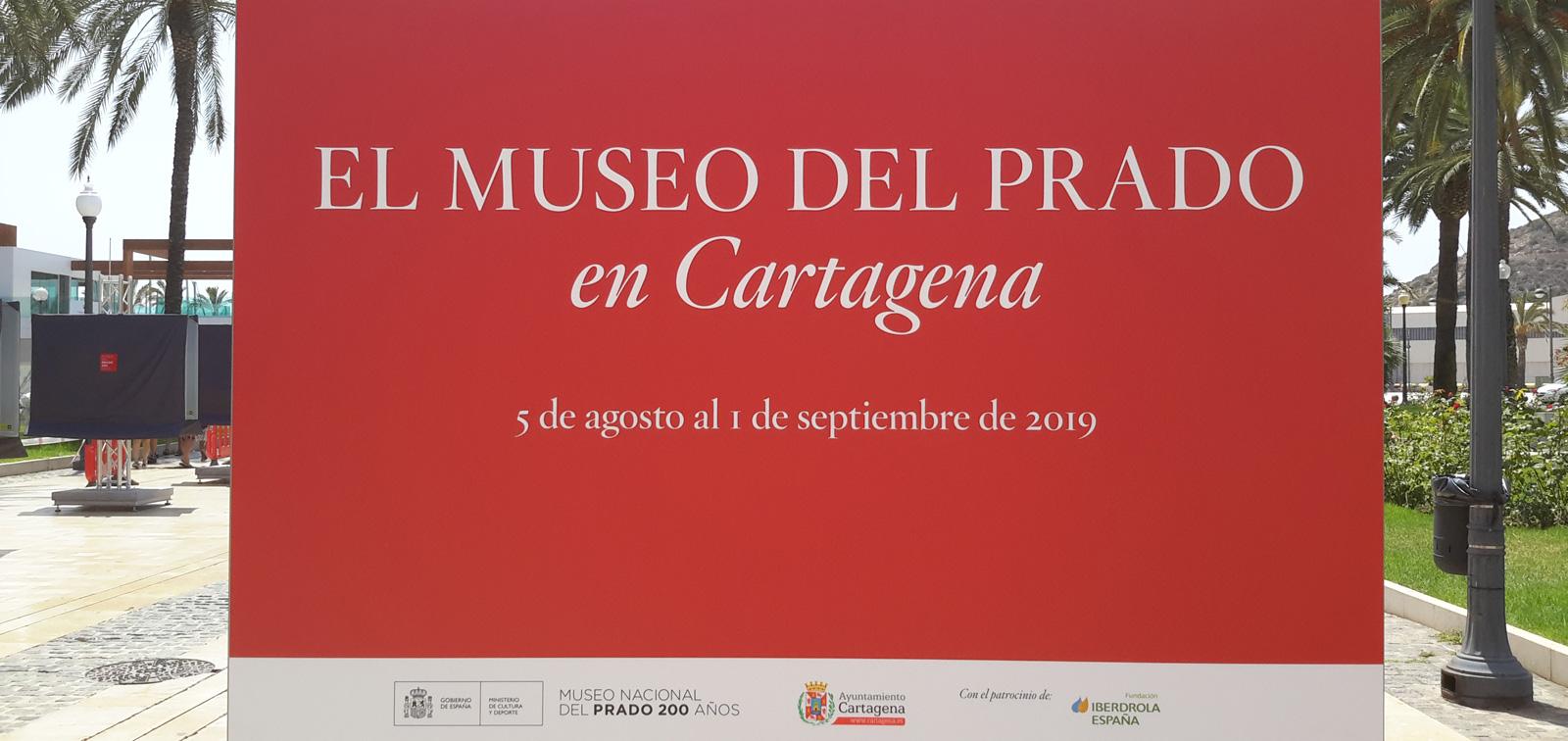 Exposición didáctica: El Museo del Prado en Cartagena