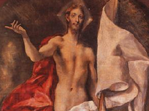 <em>La Resurrección de Cristo</em>, El Greco, comentada por Carmen Conde