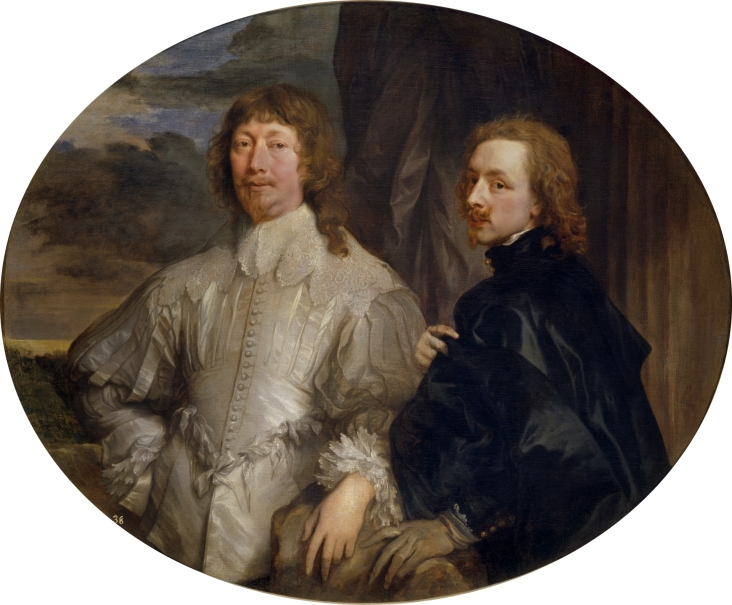 Endymion Porter y Anton van Dyck