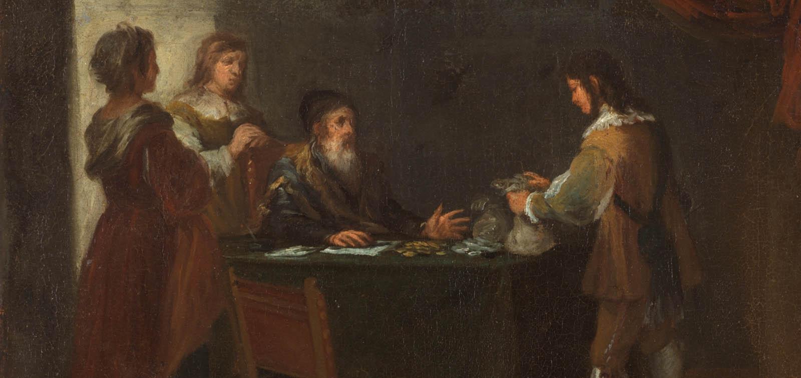 El Hijo Pródigo de Murillo y el arte de narrar en el barroco andaluz