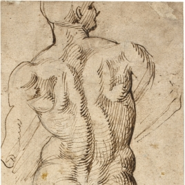 Standing Nude Man