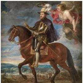 Philip II on Horseback